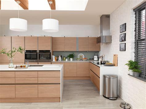 magnet kitchen designs integra alpine oak kitchen units cabinets magnet 3935