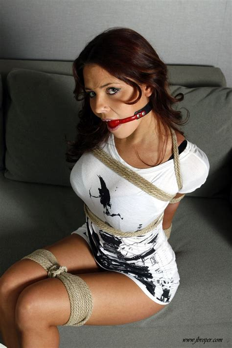 Japanese Tied Gagged Fucked