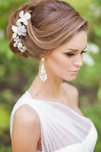 Pretty Wedding Hairstyles For Long Hair