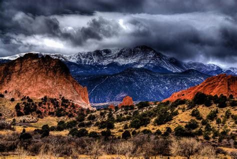 Garden Of The Gods Best Time To Visit by Places To Visit In Colorado