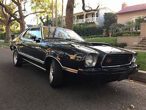 BangShift.com The Beverly Hills Deuce: This 1976 Ford Mustang II Is The Nicest Coupe We've Seen ...