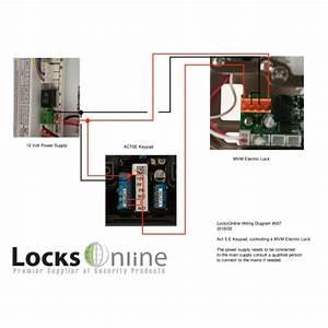 Locksonline Wiring Diagram 007