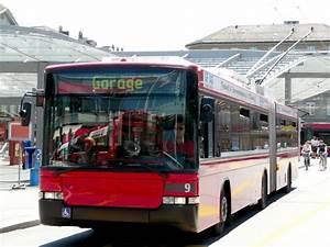 Garage Hess : bern mobil naw hess trolleybus nr 9 auf diesntfahrt in die garage unterwegs in der stadt bern ~ Gottalentnigeria.com Avis de Voitures