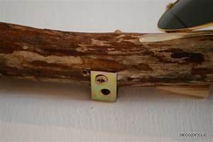 Branche De Bois Deco : bois et palettes id es d co originales partir de mat riaux de r cup ration ~ Teatrodelosmanantiales.com Idées de Décoration