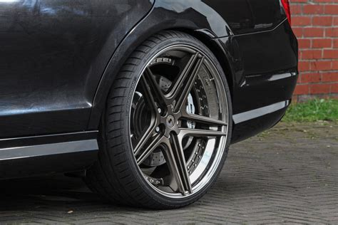 mercedes  amg wheels  raceland fsline schmidt wheels