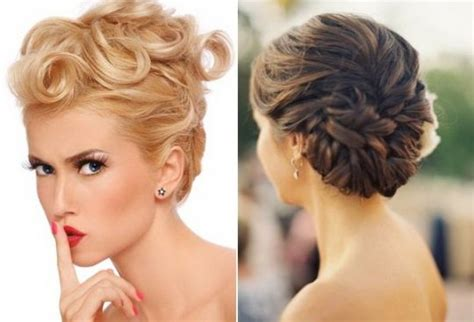 Hairstyle For Party Picture Ideas Hairjoscom