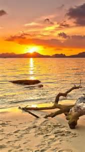 Philippine Beach Sunset