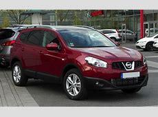 Nissan Qashqai +2 un bon crossover d'occasion mais 7