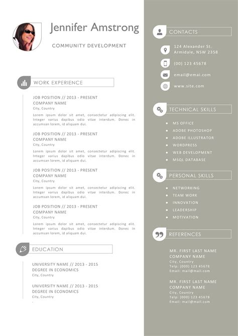 Iwork Pages Templates Resume by Corporate Communications Executive Resume Resume Statement