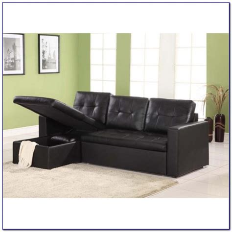 black leather sofa futon faux leather futon sofa bed sofas home design ideas