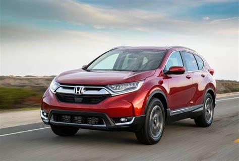 Cr V 2017 by New Look 2017 Honda Cr V Vtec Turbo Confirmed For