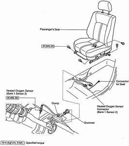 toyota sienna knock sensor wire harness get free image With venza oxygen sensor location get free image about wiring diagram