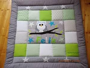 Babydecken Für Kinderwagen : babydecken krabbeldecke patchworkdecke babydecke ein designerst ck von lanabw bei dawanda ~ Buech-reservation.com Haus und Dekorationen