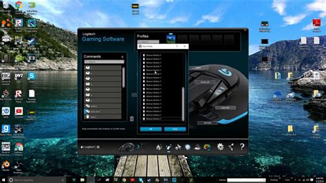 how to get auto click using any logitech gaming mouse