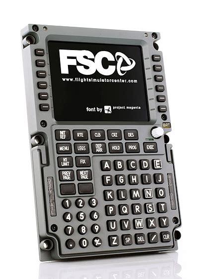 ng fmc flight management computer flight simulator center