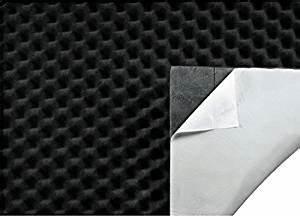 Isolant Acoustique Voiture : hama feuille d 39 isolant acoustique autocollant amazon ~ Premium-room.com Idées de Décoration