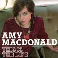 Introuvables Amy Macdonald  This Is The Life (2007) Promo