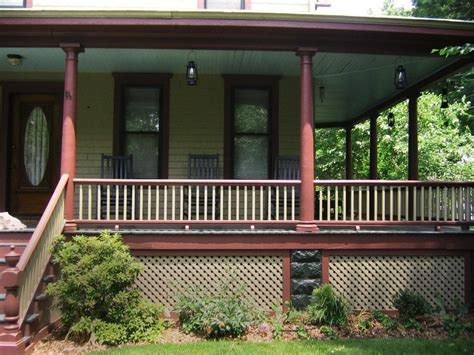 Outdoor Banisters And Railings by Porch Railing Height Building Code Vs Curb Appeal