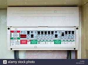 Domestic Fuse Box Stock Photos  U0026 Domestic Fuse Box Stock