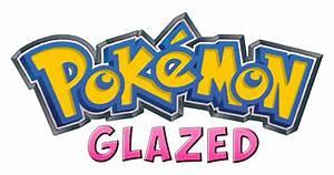 Pokemon Glazed Version Logo