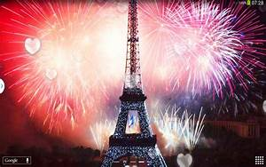 Eiffel Tower Fireworks - Android Apps on Google Play