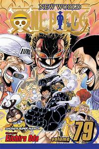 One Piece Manga Volume 79