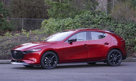Design elevated to a work of art. 2021 Mazda Mazda3 2.5 Turbo: Review - » AutoNXT