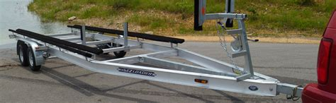 Aluminium Boat Trailer by Aluminum Ez Loader Custom Adjustable Boat Trailers