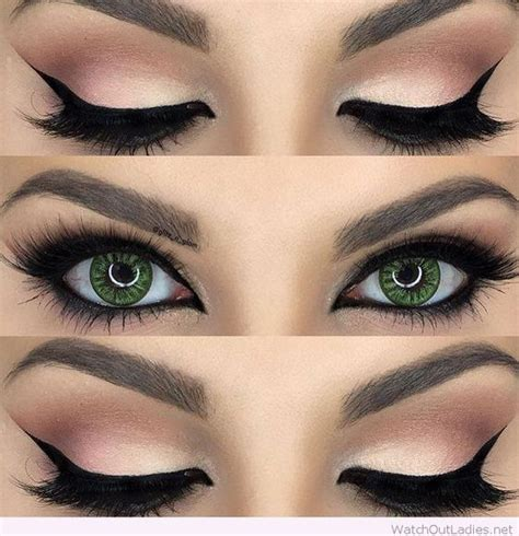 Great Eye Makeup Looks For Green Eyes Styles Weekly