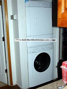 How To Wire A Washer And Dryer Circuit