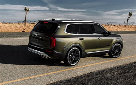 Kia Hybrid 2020 by 2020 Kia Telluride Mpg Ford Focus St Revealed Ford