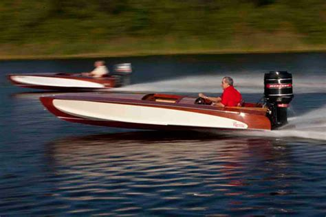 Speedboat Io by Raveau Restoration A Classic Runabout Returns Boats