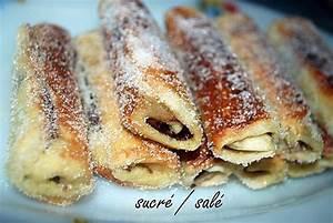 Pain Perdu Au Nutella : recette de pain de mie roul au nutella fa on pain perdu ~ Dode.kayakingforconservation.com Idées de Décoration
