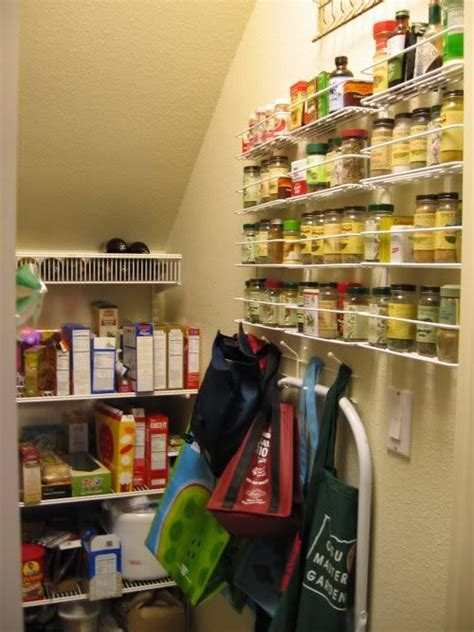 20 best ideas about stairs pantry on