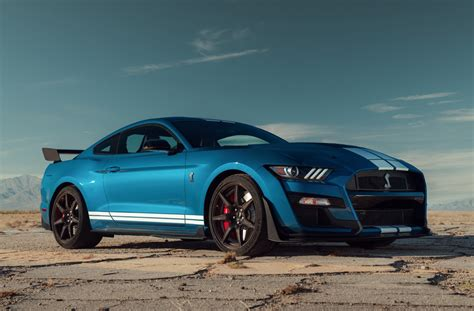 2020 Ford Mustang Cobra by 2020 Ford Mustang Shelby Gt500 Cranks Out More Than 700hp