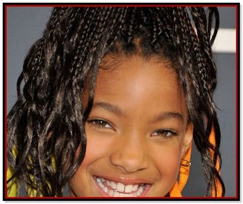 flat iron hairstyles for black kids best hairstyle image
