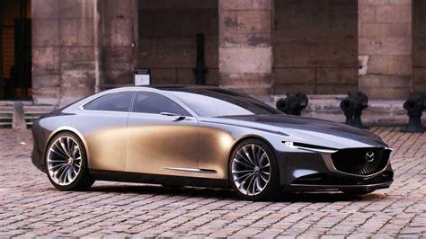 mazda promises inline  engines  large car
