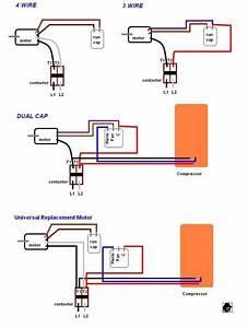 Trane Xe 800 Condenser Fan Motor Wiring Help