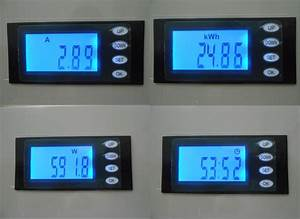 Watt Volt Ampere : jual digital volt amp watt ampere kwh meter voltmeter ac ~ A.2002-acura-tl-radio.info Haus und Dekorationen