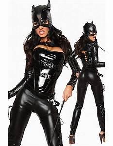 Disfraz De Catwoman Sexy Este Disfraz De Catwoman De