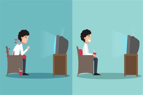 canapé mal de dos la bonne posture pour s asseoir sur un canapé les bonnes