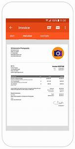 stay on brand with professional invoice templates With invoice simple login