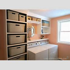 Laundry Room Storage Ideas  18 Photos That Prove Home