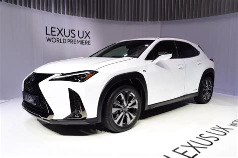 Suv Price by New 2018 Lexus Ux Suv Prices And Specs Auto Express