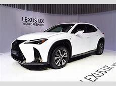 New 2018 Lexus UX SUV specs revealed at Geneva Auto Express