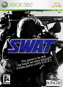 SWAT Xbox 360 Box Art Cover By Acdcrocks