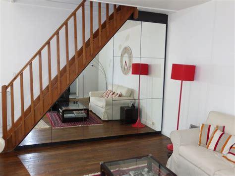 armoire rangement bureau placard et dressing sous pente et comble sur mesure