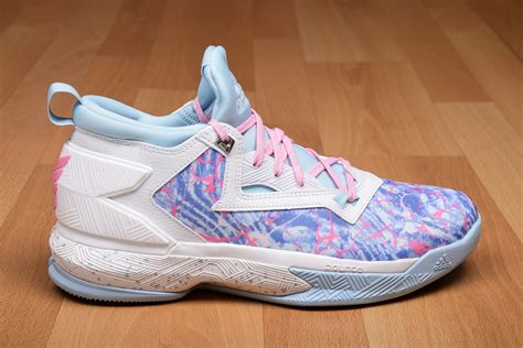 Nike Light Blue Shoes by Adidas D Lillard 2 Easter Shoes Basketball Sil Lt