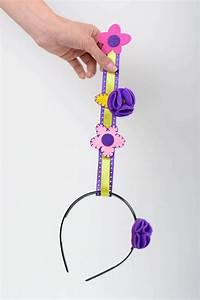 madeheart gt porte serre tete fait main rangement bijoux With chambre bébé design avec serre tete fleur fille