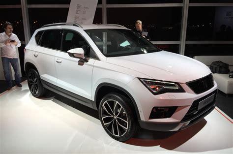 Seat Ateca Suv To Kickstart New Model Offensive Autocar
